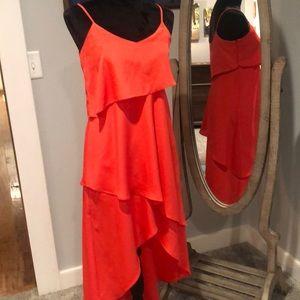❤️ FuN FuN coral red dress 👗
